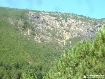 Cascadas Gavilanes,Garganta Chorro;Mijares;salidas semana santa montañas asturianas tiendas alpinis